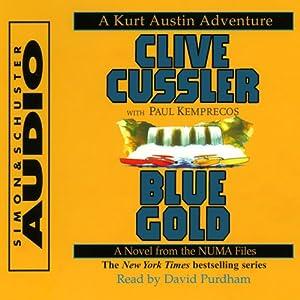 Blue Gold | Livre audio