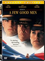 Tom Cruise, Jack Nicholson and Demi Moore star in Rob Reiner's unanimously acclaimed drama about the dangerous difference between following orders and following one's conscience. Cruise stars as a brash Navy lawyer who's teamed with a gung-ho...