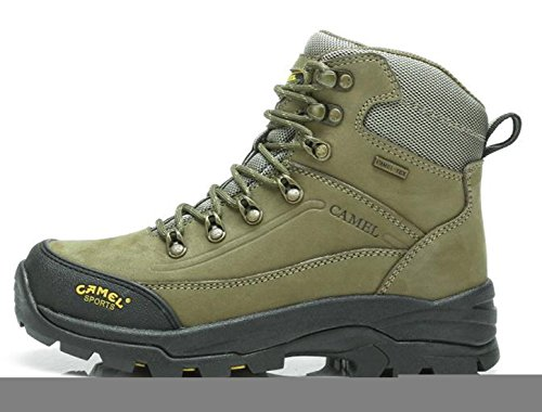 Camel Womens Targe Waterproof Outdoor Boot Color Armygreen Size 38 M EU