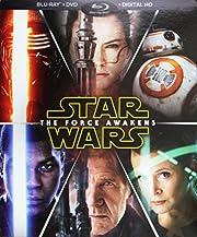 Star Wars The Force Awakens [Blu-ray + DVD…