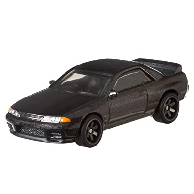 Hot Wheels Nissan Skyline GTR R32, Multicolor: Toys & Games