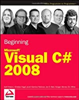 Beginning Microsoft Visual C# 2008 Front Cover
