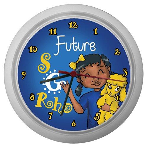 Future Sigma Gamma Rho Clock (Gamma Clock)