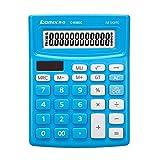 Comix Calculator, 12 Digit,Calculator for Office/School/Home(C-838EC) (Blue)