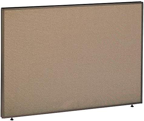 Bush Business Furniture ProPanels – 42H x 60W Panel in Harvest Tan