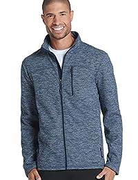 Jockey Men's Sportswear Sweater Fleece Full Zip Jacket