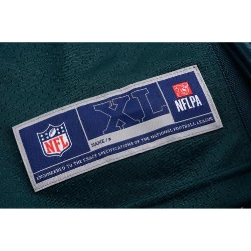 Philadelphia Eagles Super Bowl LII Champions Autographed Nick Foles Green NFL  Pro-Line Jersey with d93fd3ec6