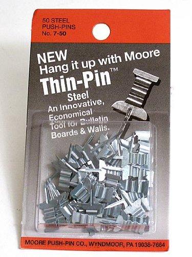 Moore Thin-Pins 50/Pack (Macpherson Pin)