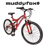 """MuddyFox Ikon 26"""" Dual Suspension Mou..."""