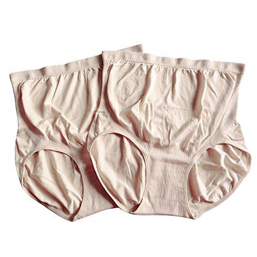 Waist Belly Maternity Panties - 2