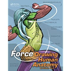 FORCE: Drawing Human Anatomy from CRC Press