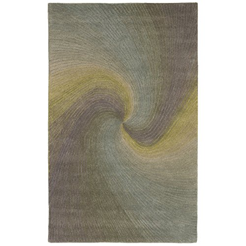 (Transocean DUNES 9102/03 WAVES RIVER Rug - 8'X10')