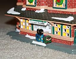 Dept. 56 Original Snow Village Village Station 5438-0
