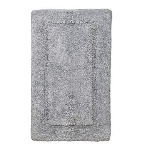 QltyFrst Bath Mat Non-Skid Cotton 1900 GSM Size 21