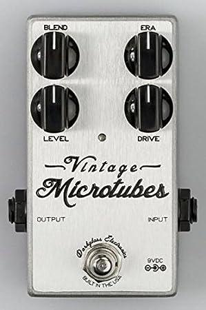 Darkglass Microtubes Vintage