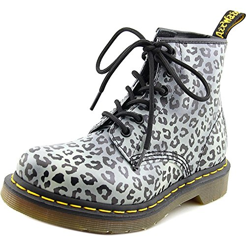 Dr. Martens Women's 101 6-Eye Animal Print Casual Boot Ch...