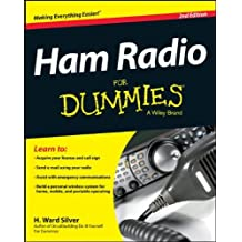 Ham Radio For Dummies by H. Ward Silver (13-Sep-2013) Paperback