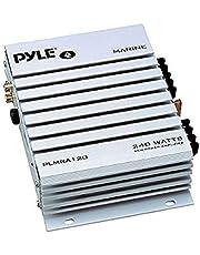 Pyle PLMRA120 2-Channel 240W Amplifier