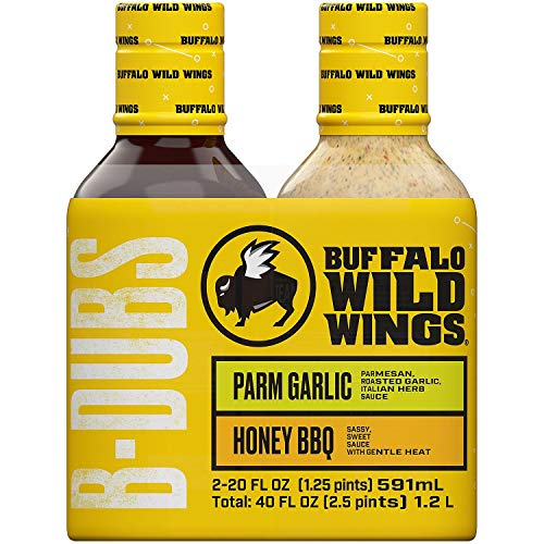 A Product of Buffalo Wild Wings Sauce (20 oz., 2 pk.) (Best Buffalo Wild Wings Food)