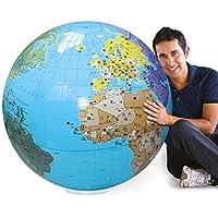 Caly 060 CF - Giant Inflatable Globe Diameter 85 cm