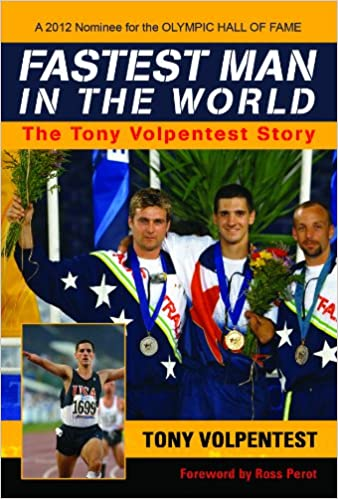 Read online Fastest Man in the World: The Tony Volpentest Story PDF, azw (Kindle), ePub, doc, mobi