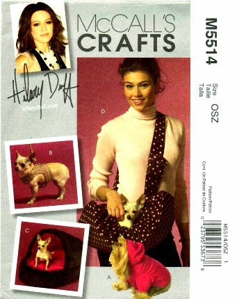Pet Carrier Pattern - 4