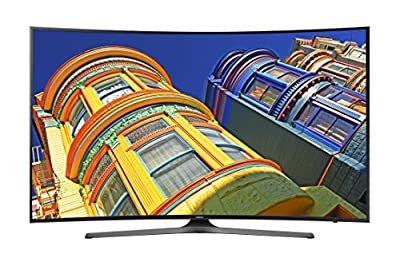 Samsung Curved 55-Inch 4K Ultra HD Smart LED TV1