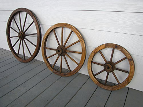 Leigh Country 30'' Wagon Wheel by Leigh Country (Image #1)