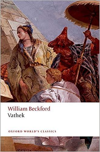 Vathek (Oxford Worlds Classics)