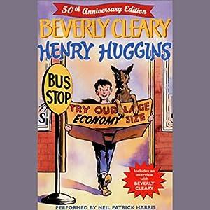 Henry Huggins Audiobook
