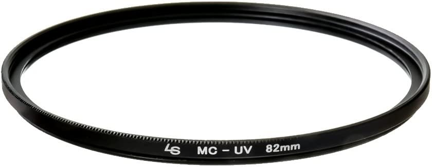 Canon LGG277 DSLR Camera Lens Filters Pentax LS Photography 82mm Multi-coated UV Filter Lens Accessory for Nikon