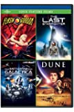 Flash Gordon / The Last Starfighter / Battlestar Galactica / Dune Four Feature Films