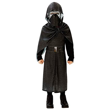 NET TOYS Disfraz Kylo REN Deluxe Atuendo Infantil Star Wars ...