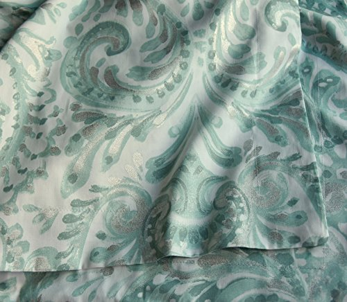 Tahari Sheets Sale: Tahari Luxurious Bedding Full Queen Duvet Cover Set Large