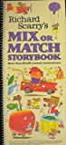 Richard Scarry's Mix or Match Storybook, Richard Scarry, 0394841506