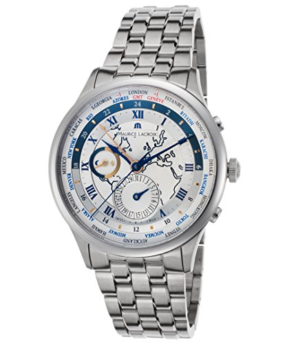 Maurice Lacroix Gents Masterpiece - Maurice Lacroix Mp6008-Ss002-111 Men's Masterpiece Automatic