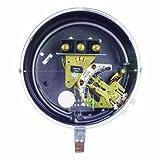 Dwyer Mercoid Series DA Brass Bourdon Tube Pressure Switch