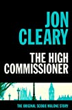 Front cover for the book The High Commissioner by Jon Cleary