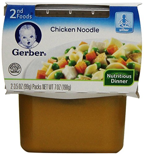 Top 10 recommendation gerber chicken noodle baby food for 2019