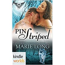 Paranormal Dating Agency: Pinstriped (Kindle Worlds Novella) (The Whitetide Streak Book 1)