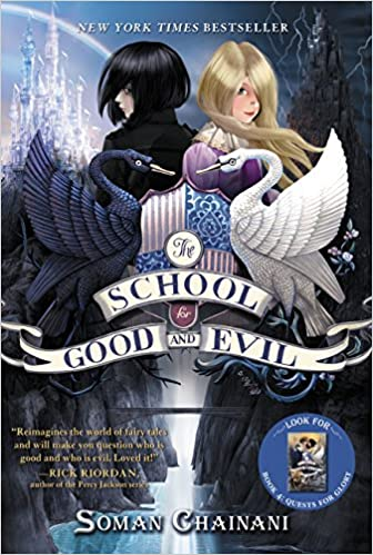 Image result for the school for good and evil