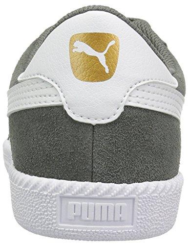 Puma Mens Astro Cup Sneaker Castor Gris-puma Blanc