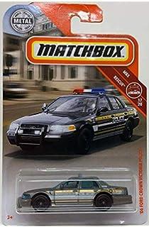 Matchbox 2019 Texas Patrol 1:64 Scaled 5-Pack MATTEL SG/_B07FTDW466/_US