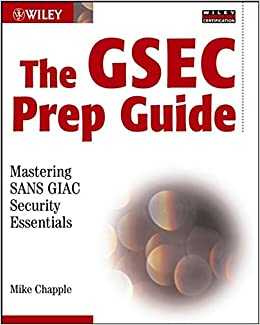 gsec giac security essentials certification all in one exam guide