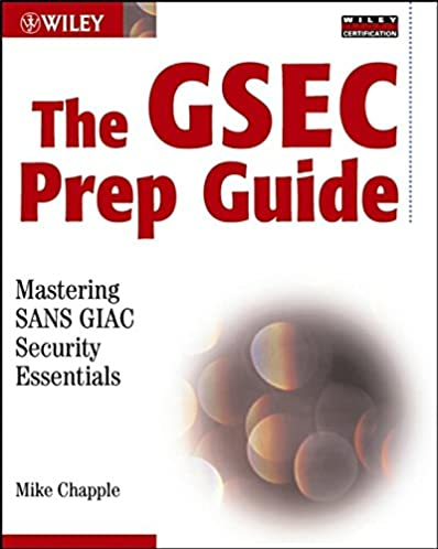 Giac study guide user guide manual that easy to read the gsec prep guide mastering sans giac security essentials rh amazon com gia study guide giac fandeluxe Gallery
