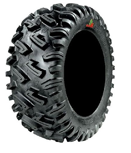 Full set of GBC Dirt Commander (8ply) 26x9-14 and 26x11-14 ATV Tires (4)