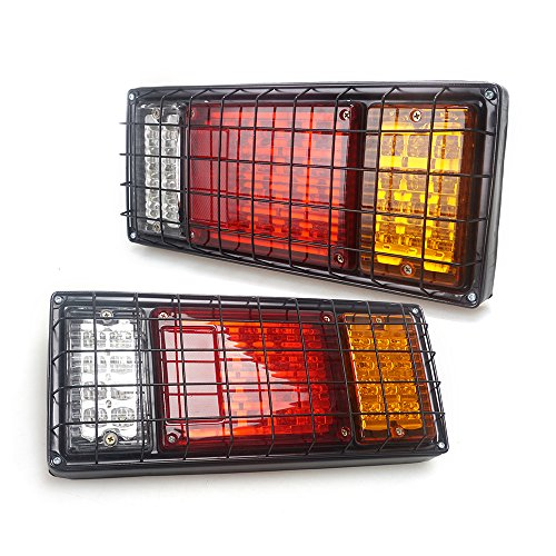 Led Tail Light Assembly Universal in US - 3
