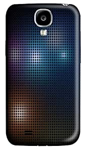Samsung S4 Case Colorful Dots 149 3D Custom Samsung S4 Case Cover