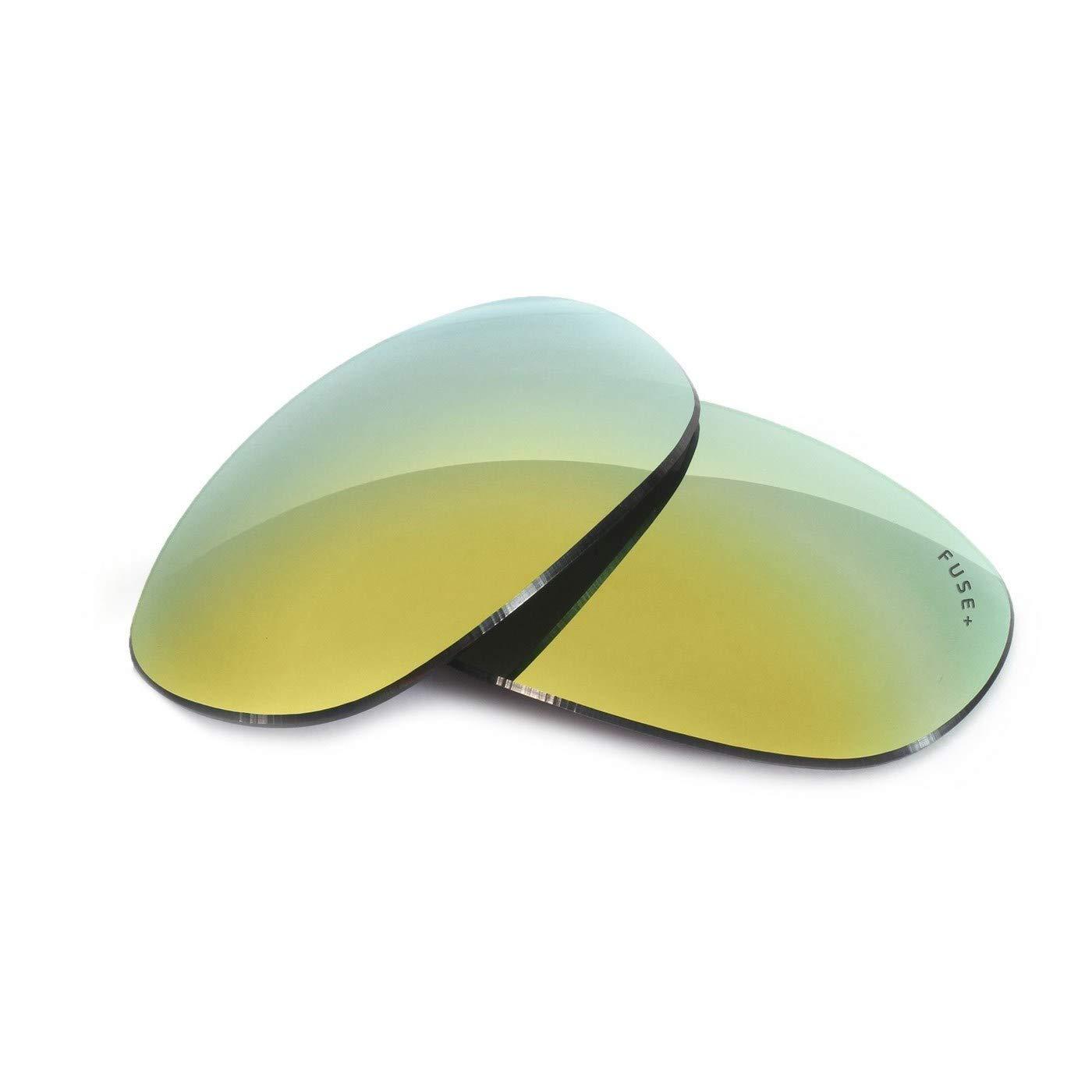 Plus Replacement Lenses for Maui Jim Harpoon MJ-161 Fuse Lenses Fuse