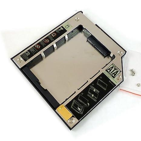 Justop - Adaptador de disco duro SATA para portátiles IBM/Lenovo ...
